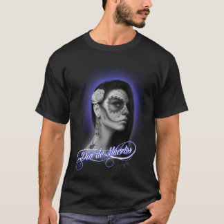 Camiseta Día del Dead Dia de Muertos