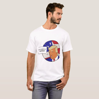 Camiseta Día moderno presidencial