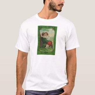 Camiseta Día romántico de Irlanda St Patrick irlandés del