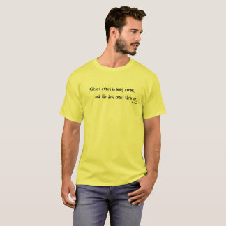Camiseta Diablo silencioso
