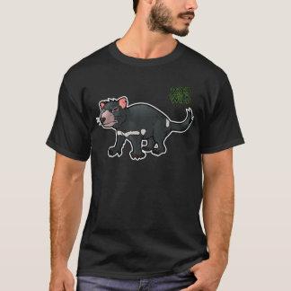 Camiseta Diablo tasmano