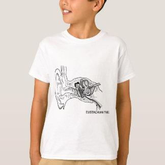 Camiseta Diagrama del oído
