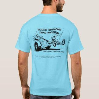 Camiseta Diamante áspero que compite con la reproducción de