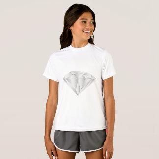 Camiseta Diamante blanco para mi amor