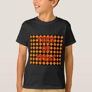 Camiseta Diamantes del truco o de la invitación
