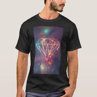 Camiseta Diamond Sky Galaxy