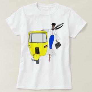 Camiseta días de verano, África