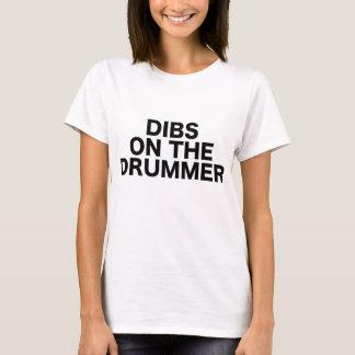 Camiseta Dibs en la música de la demostración del carruaje