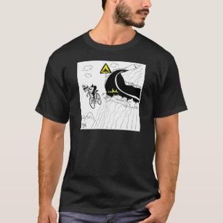 Camiseta Dibujo animado 9334 de la bicicleta