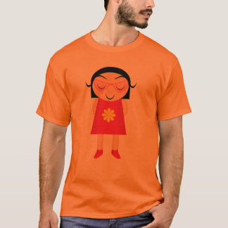 Camiseta Dibujo animado de Ana