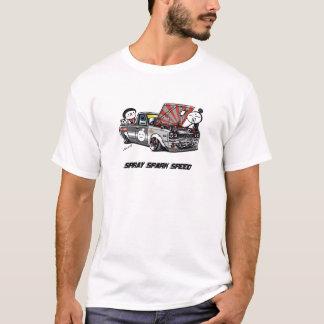 Camiseta Dibujo animado de JDM - velocidad de la chispa del