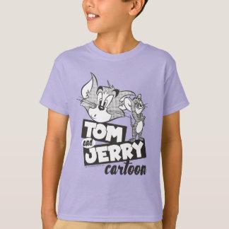 Camiseta Dibujo animado de Tom y Jerry el   Tom y Jerry