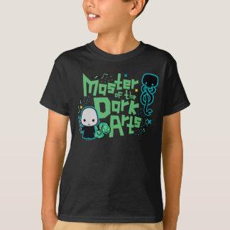 Camiseta Dibujo animado Voldemort - amo de los artes