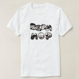 Camiseta dibujo bish del salto