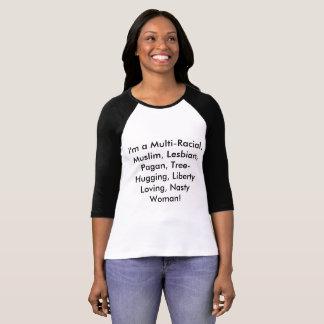 Camiseta ¡Diga de los enemigos con esta gran camisa!