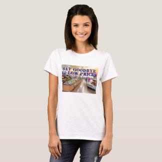 Camiseta Diga Goodbuy a los precios bajos