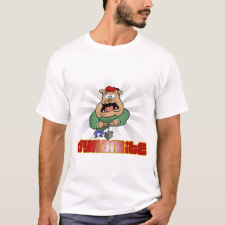 Camiseta ¡Dinamita!