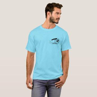 Camiseta Dinero de la felicidad de la caza no