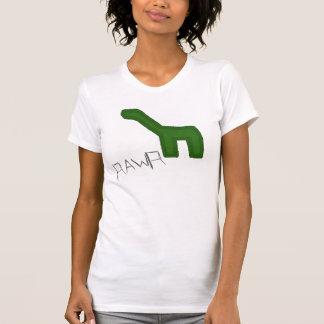 Camiseta Dinosaurio: D