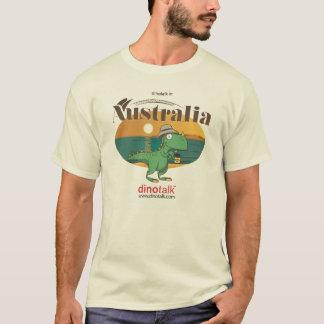 Camiseta Dinotalk en Australia