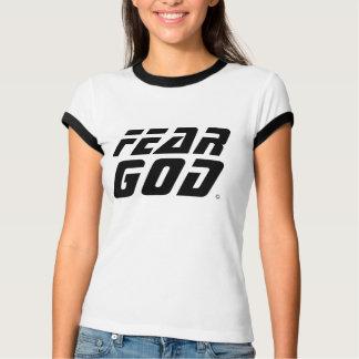 Camiseta Dios del miedo