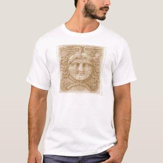 Camiseta Dios griego Hermes REPRESENTA la imagen antigua de