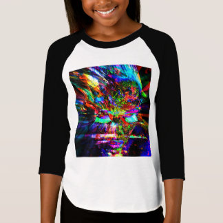 Camiseta Diosa abstracta
