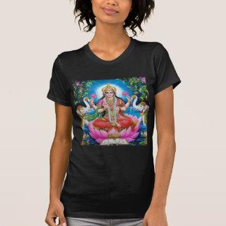Camiseta Diosa de Lakshmi del amor, de la prosperidad, y de