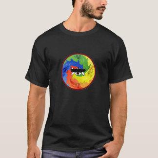 Camiseta Diosa triple
