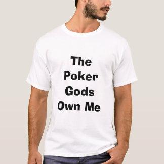 Camiseta dioses del póker