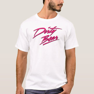 Camiseta dirty bear