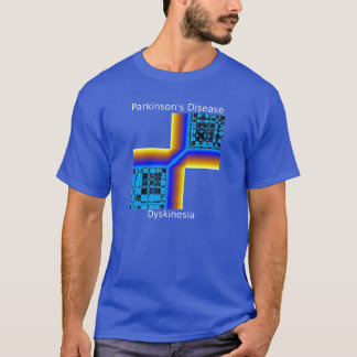 Camiseta Discinesia de la enfermedad de Parkinson