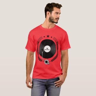 Camiseta Disco de vinilo DJ 101
