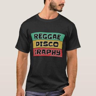 Camiseta Disco del reggae