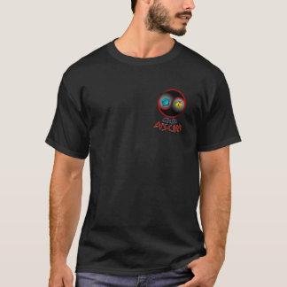 Camiseta Discordian peludo