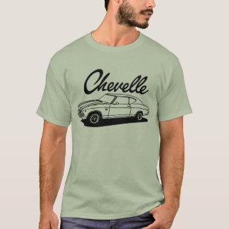 Camiseta Diseño 1969 de Chevelle SS