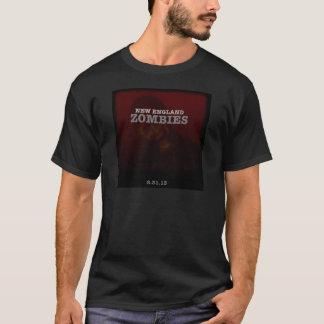 Camiseta Diseño 1 de los zombis de Nueva Inglaterra
