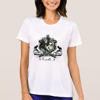 Camiseta Diseño artístico del perro de Projekt del dogo
