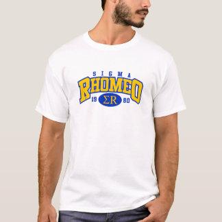 Camiseta Diseño atlético 2color