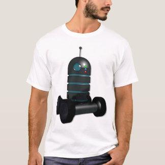Camiseta diseño básico XBR-en línea 1