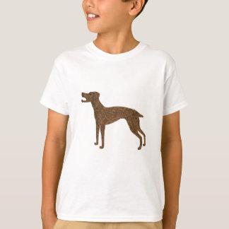 Camiseta Diseño bonito del perro