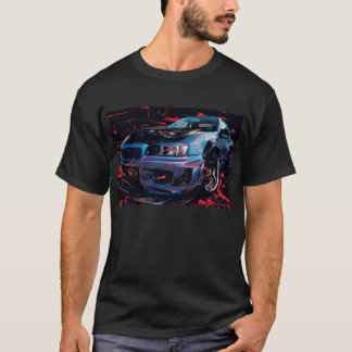 Camiseta Diseño de GT-r Vagabundo