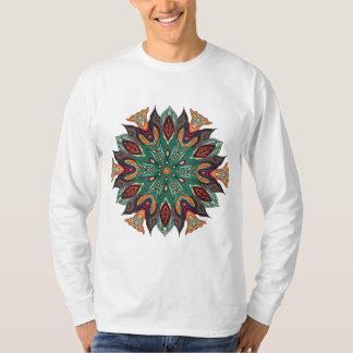Camiseta Diseño de la mandala