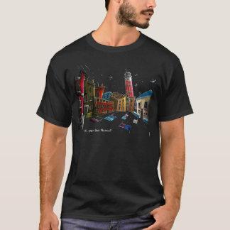 Camiseta Diseño del arte de Venecia - ejemplo de los niños
