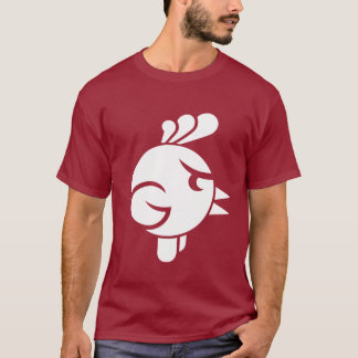 Camiseta Diseño del gallo de pelea