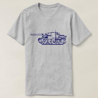 Camiseta Diseño del tanque del tigre 1