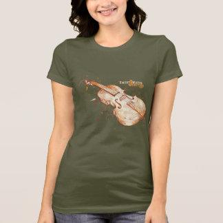 Camiseta Diseño del violín