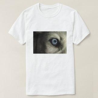 Camiseta Diseño fornido de la foto del ojo el |