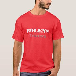 Camiseta Diseño fornido de los cortacéspedes de los