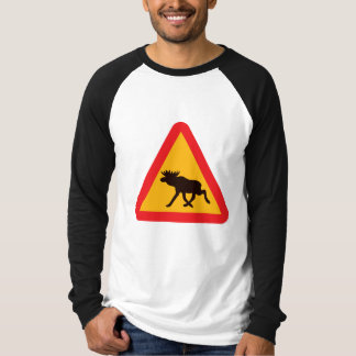 Camiseta Diseño gráfico de los alces el |